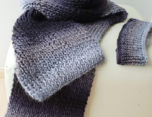 Cover image of the Knit Winter Nights Set