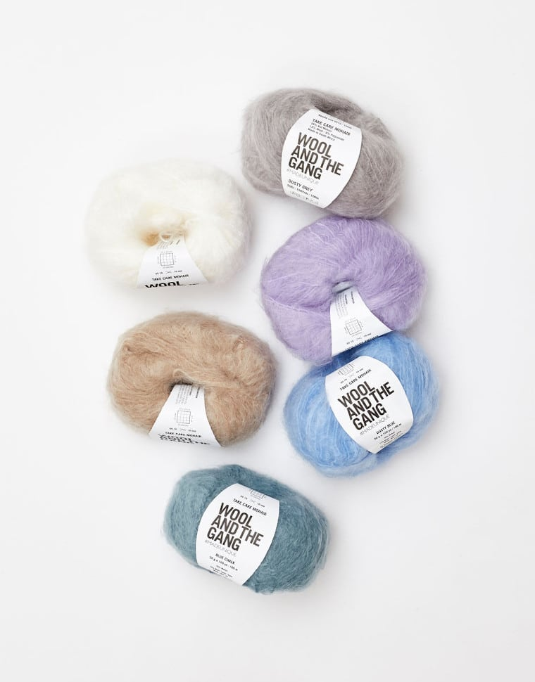 A bundle of yarn, one of the top gifts for crocheters & knitters