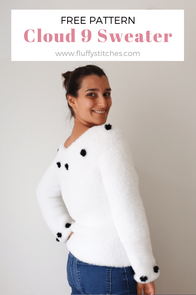The fluffiest, coziest sweater of the season is here! The Knit Cloud 9 Sweater will make you feel in absolute heaven and no one, not even you, will want to stop hugging it! It is as hygge as it gets!. ;)