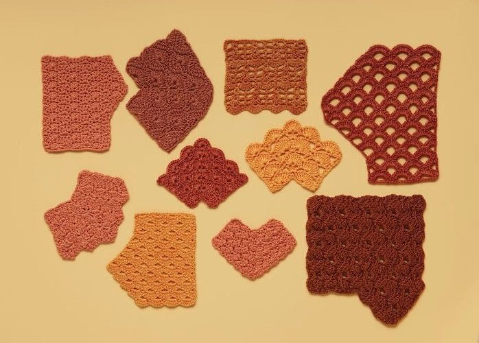 Exploding Shells from Crochet Every Way