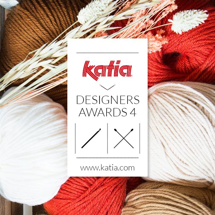 Image of yarn, presenting the Katia Designers Awards 4