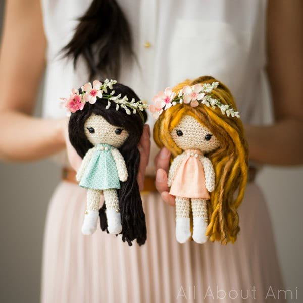 Primrose Dolls from All About Ami