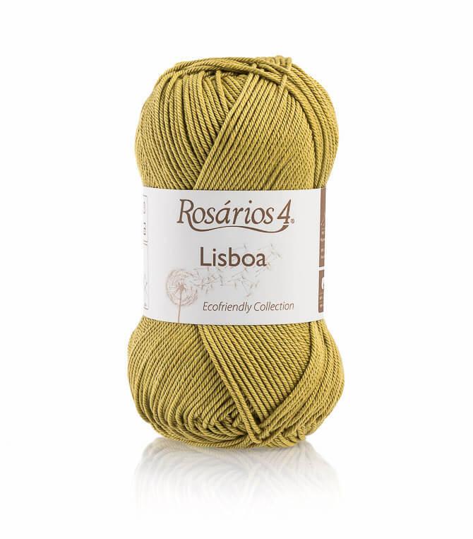 A skein of Rosarios4 Lisboa in green